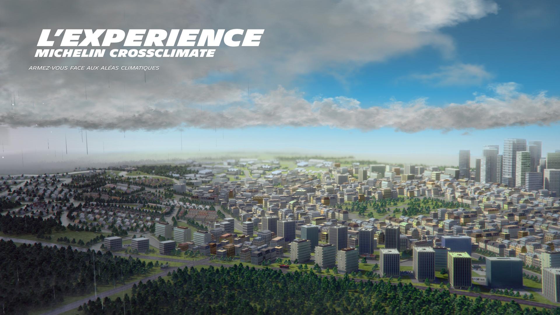 Michelin CrossClimate - l'expérience
