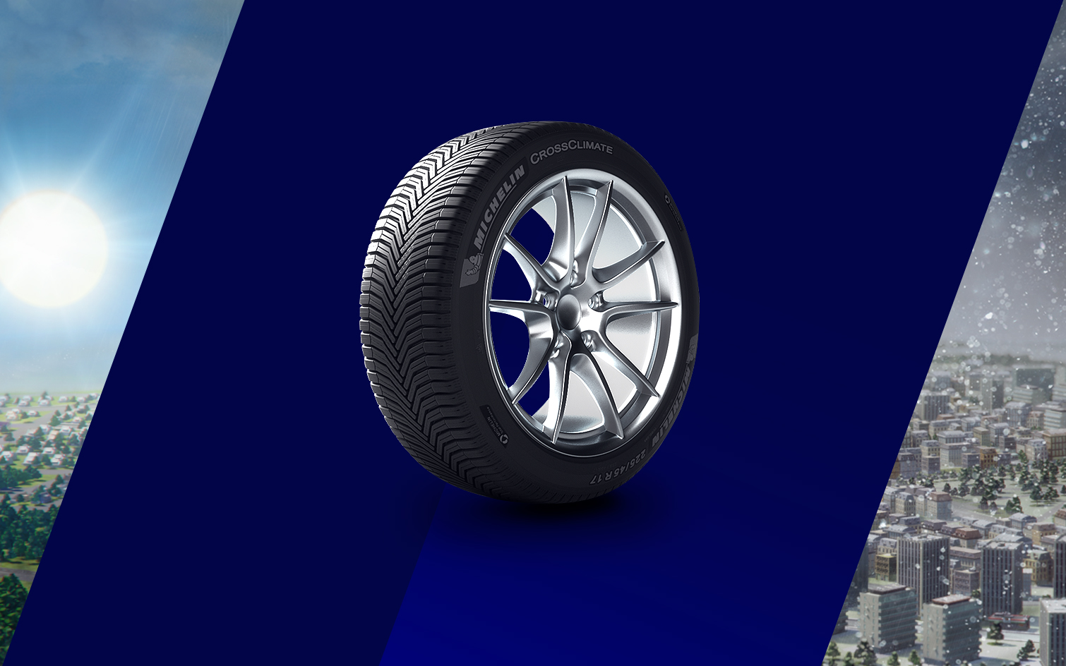 Pneumatique MICHELIN CrossClimate