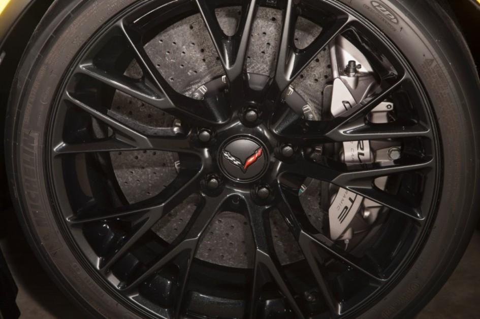 Pneu Michelin - Chevrolet Corvette Z06