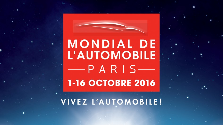 Mondial de l'Automobile 2016 - cover