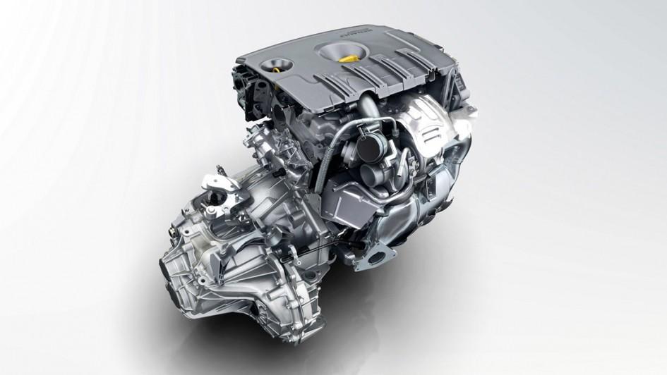 Moteur 2.0 T Renault Sport 265 ch