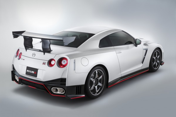 Nissan GT-R NISMO 2016 N-Attack - arrière / rear