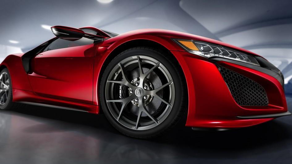 NSX - extérieur - Acura Honda