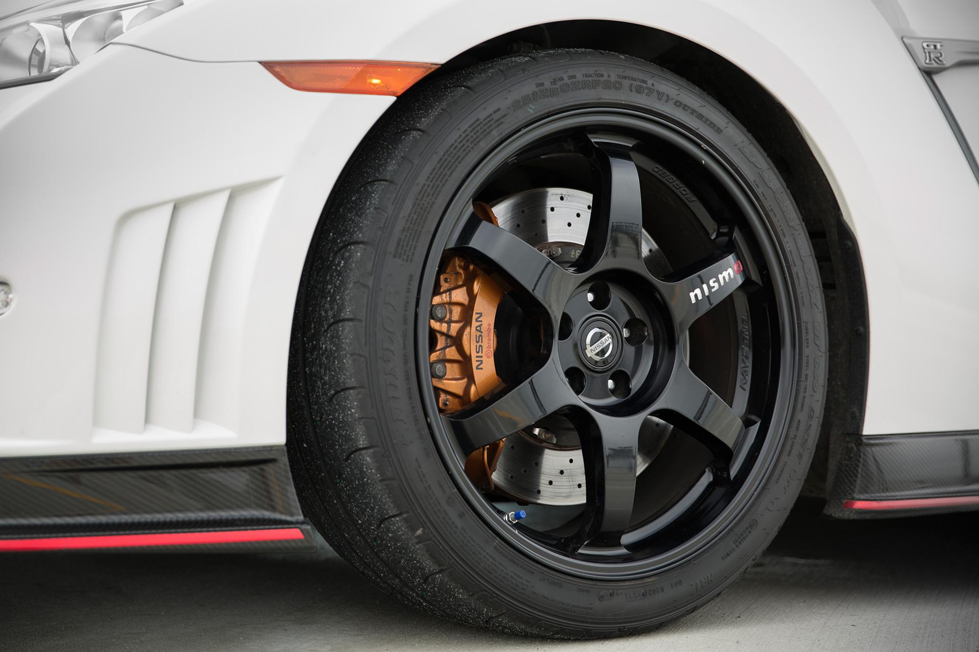 Nissan GT-R NISMO - jante / wheel