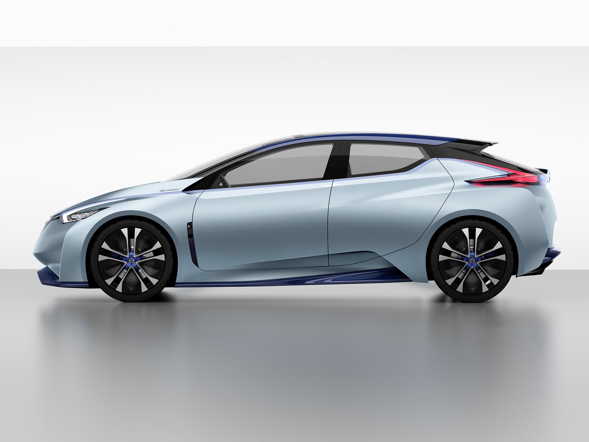 Nissan IDS Concept - profil / side-face