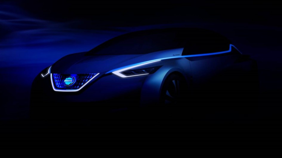 Nissan IDS Concept - teaser