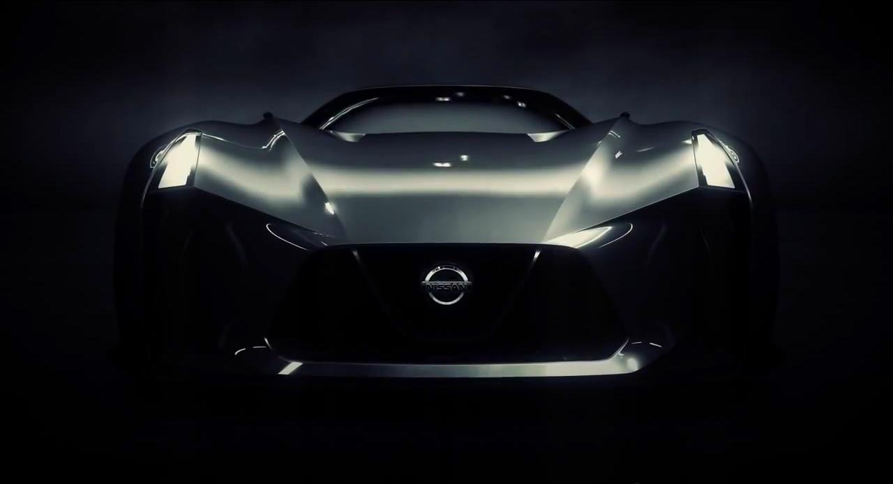 Nissan Vision GT