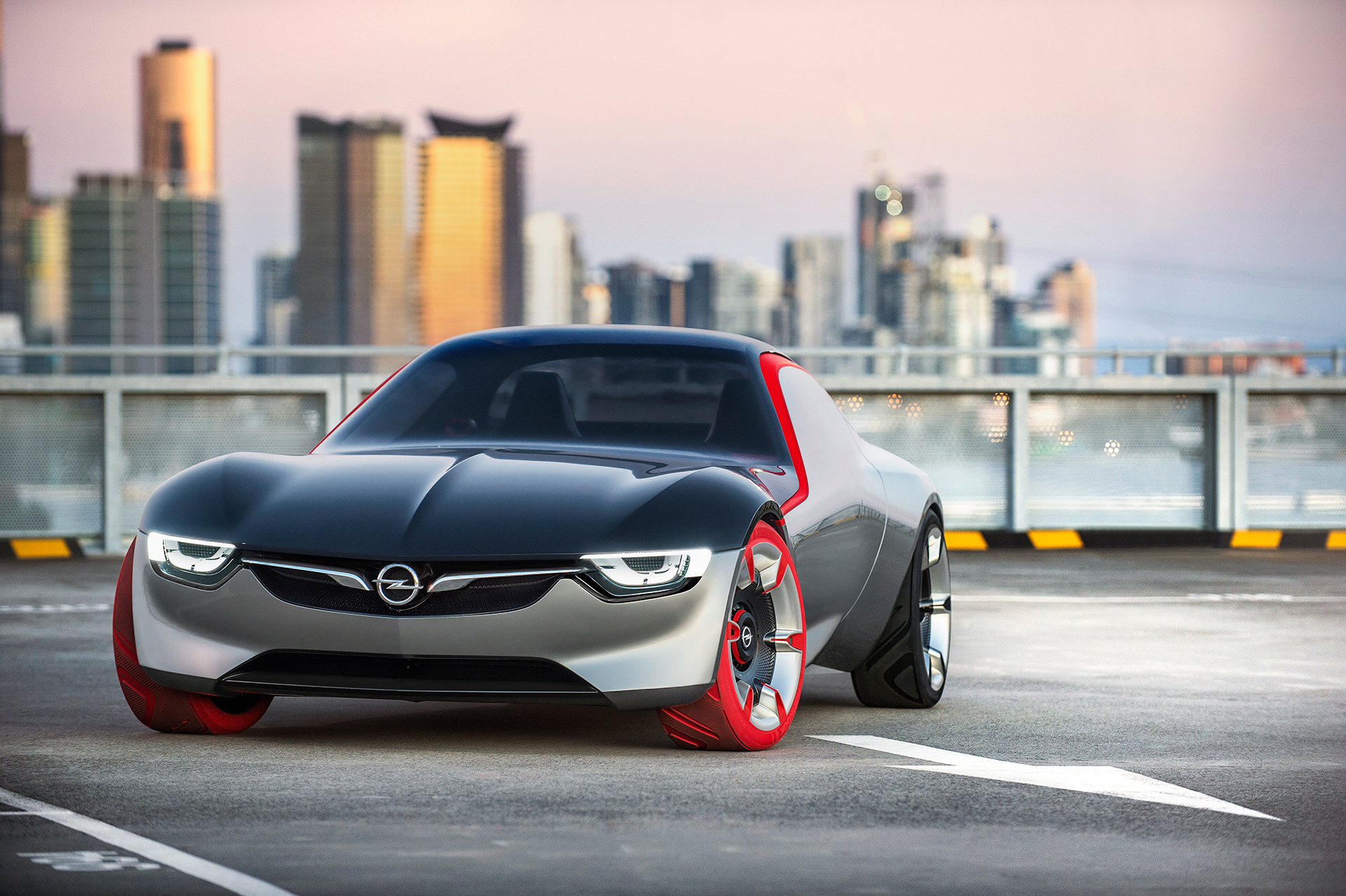 Opel GT Concept 2016 avant / front - Image - GM Company.