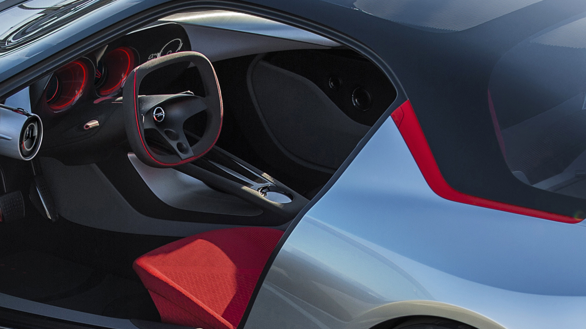 Opel GT Concept 2016 intérieur / interior - zoom - Image - GM Company.