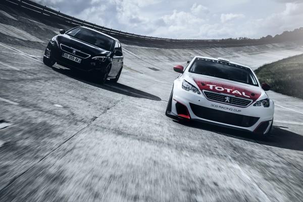 Peugeot 308 - Peugeot Sport 308 Racing Cup - 2015