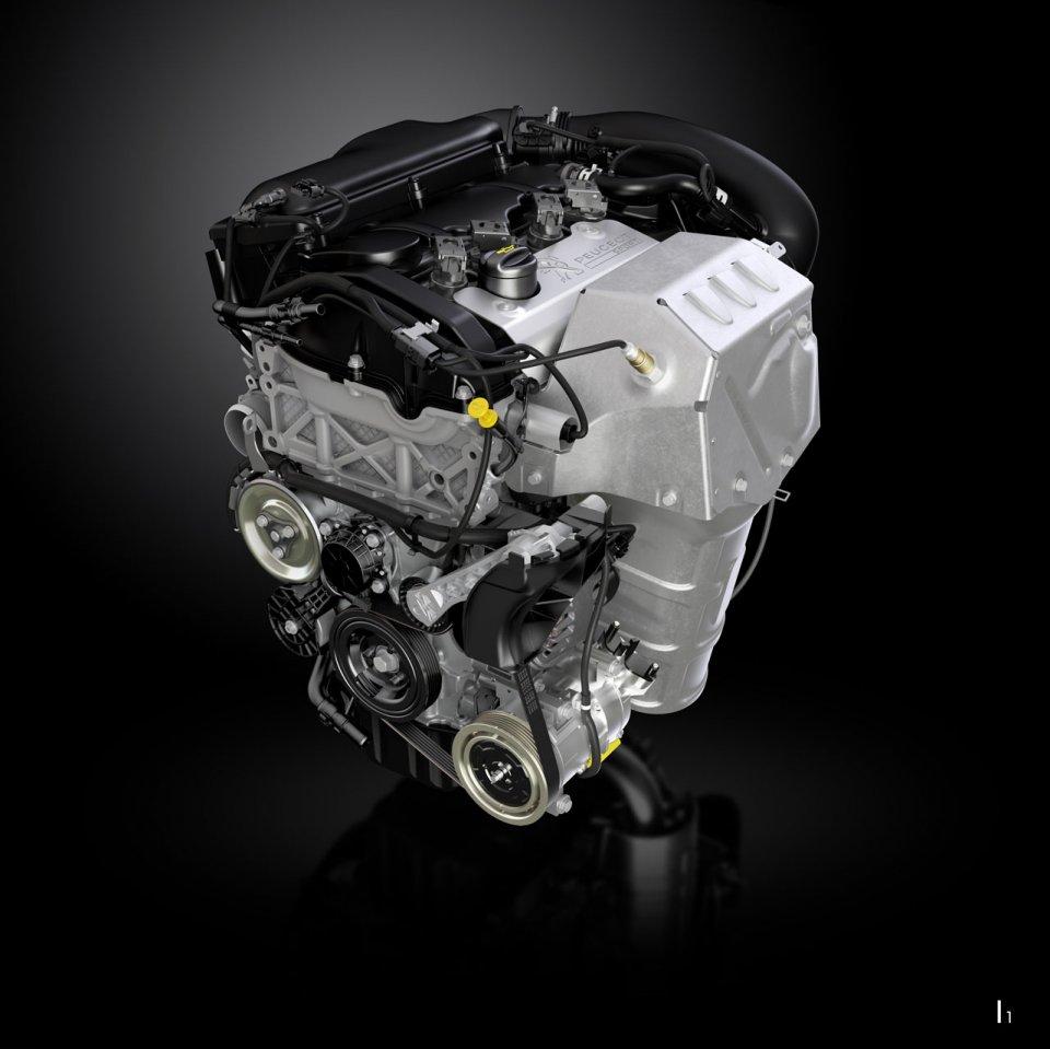 Moteur Peugeot EP6 CDTR