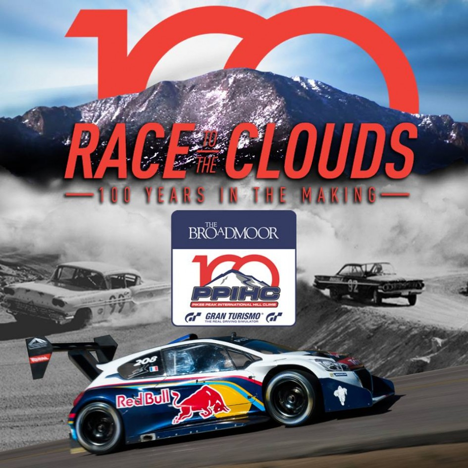 Pikes Peak International Hill Climb - cover