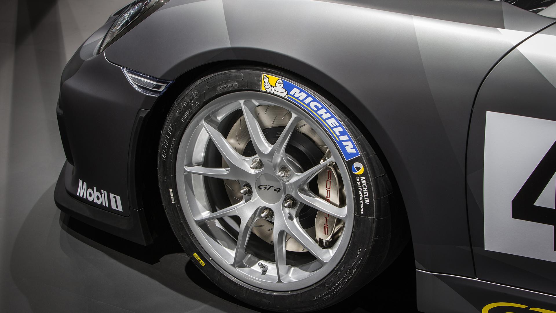 Porsche Cayman GT4 Clubsport - 2015 - jante / wheel