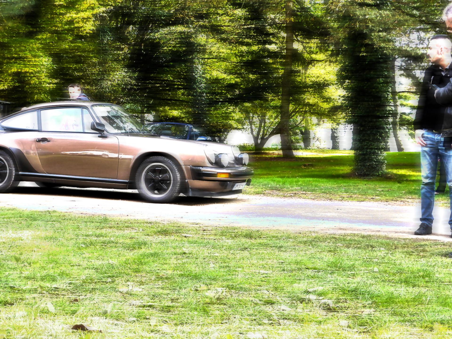 Porsche Classic Carrera - Lorient 2015 - photo ELJ - DESIGNMOTEUR