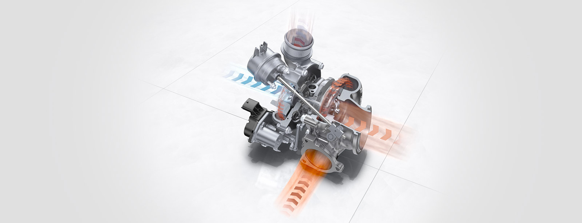 Porsche Variable Turbine Geometry