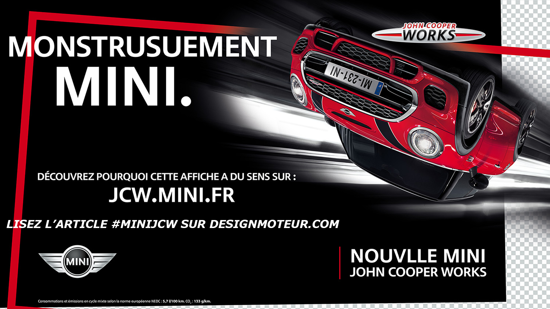 Print Monstrueusement MINI (DESIGNMOTEUR)