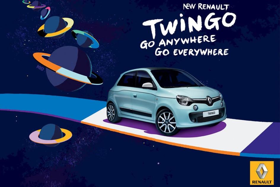 Nouvelle Renault Twingo - Print - Kuntzel + Deygas