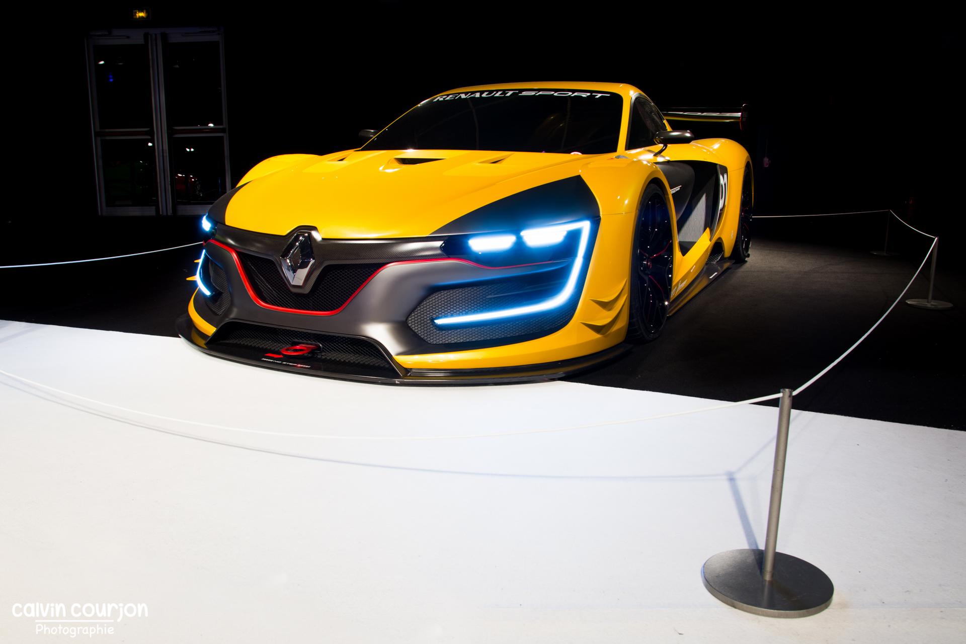 Renault Sport RS01 - avant - FAI 2015 - Paris - Calvin Courjon Photographie
