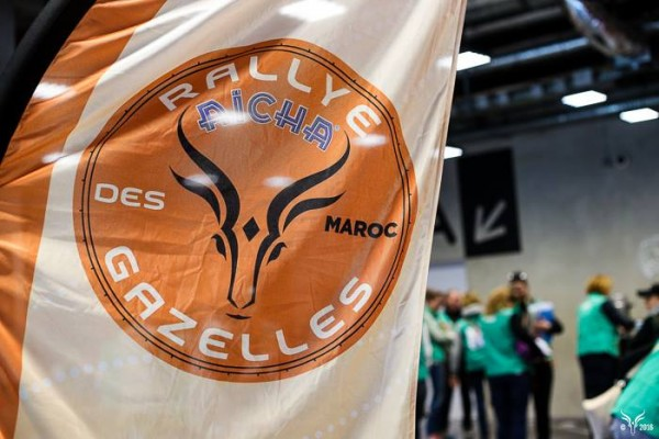 Rallye Aïcha des Gazelles 2016 - cover