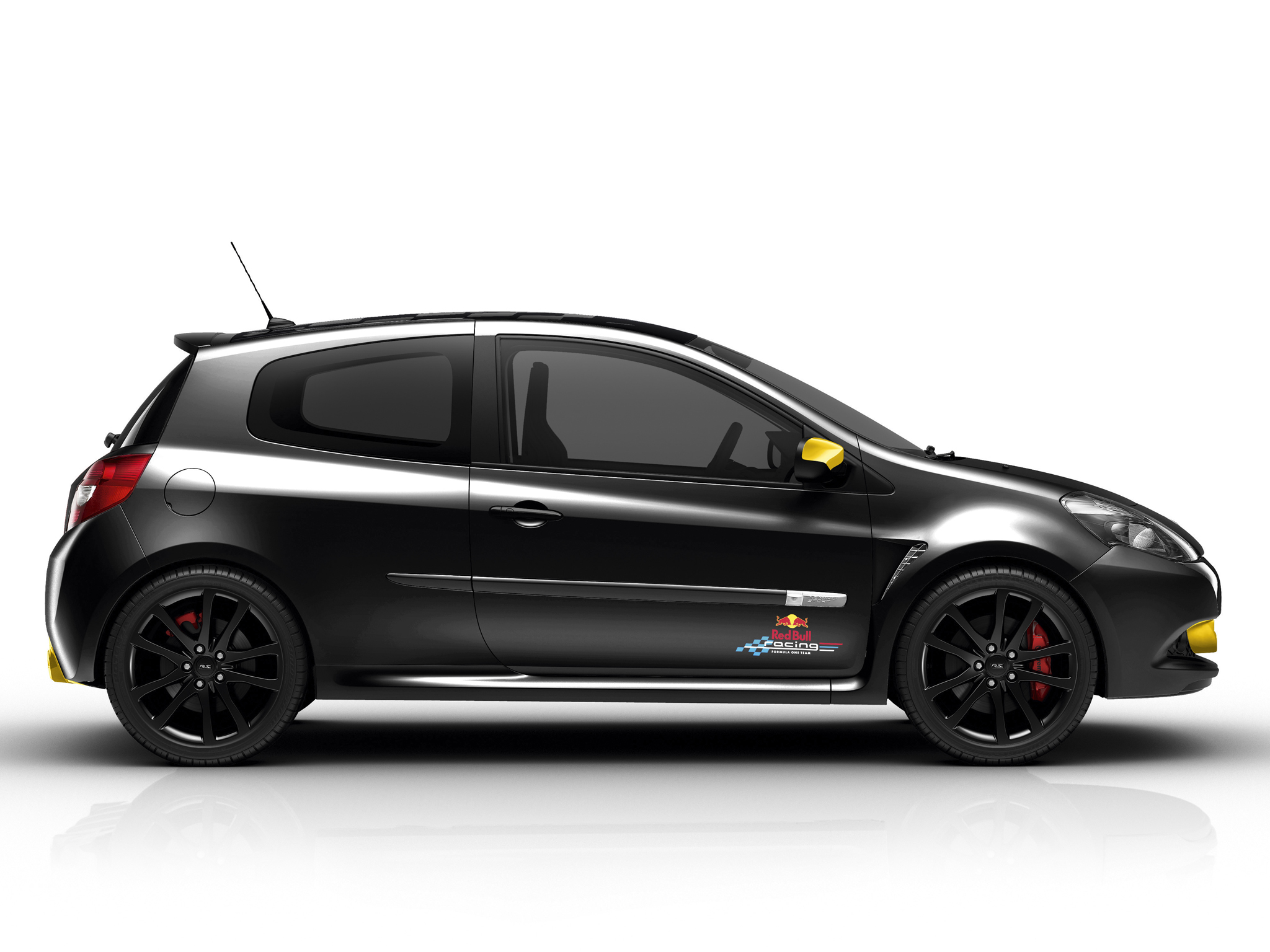 Renault Clio 3 R.S Red Bull Racing
