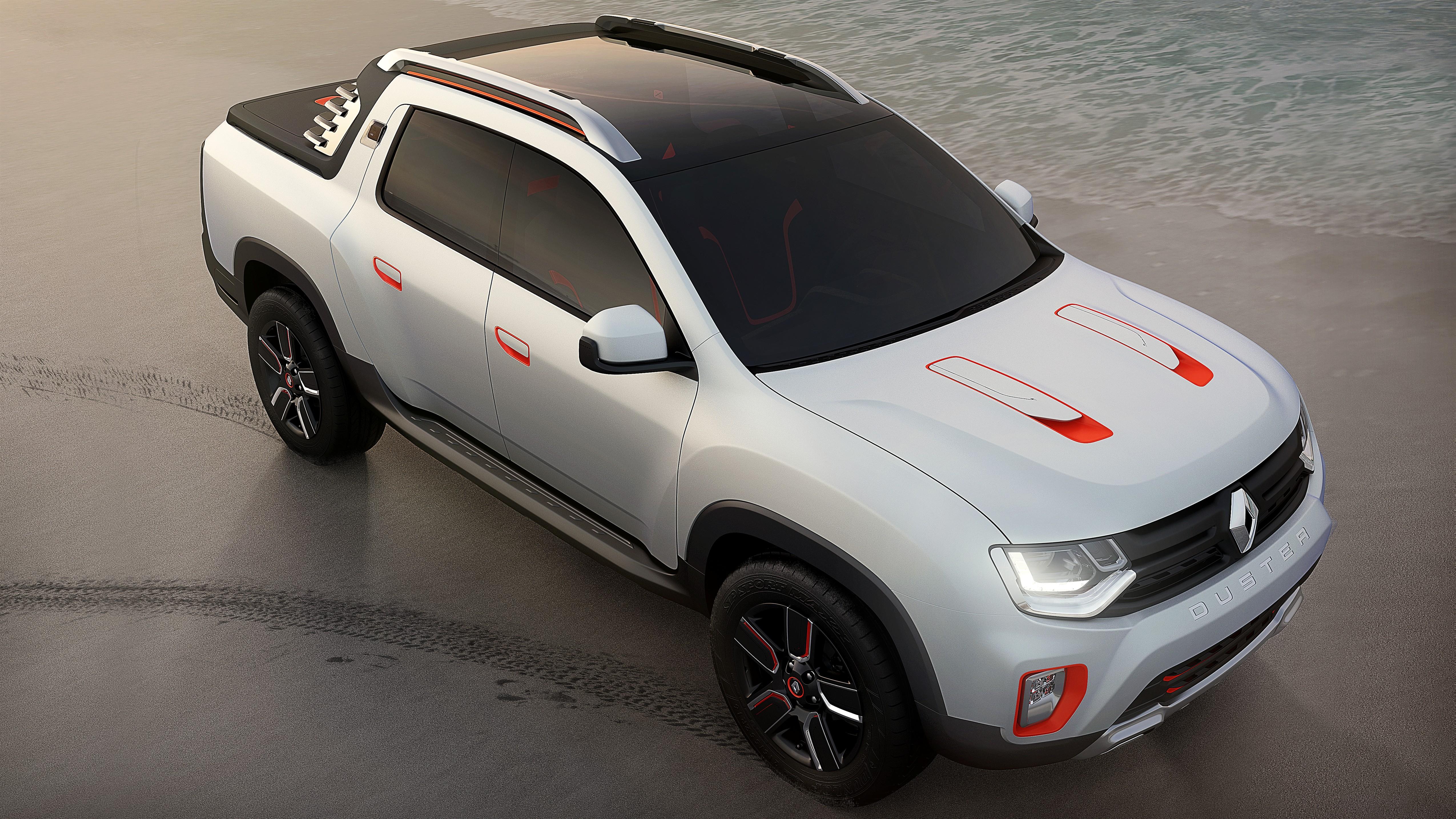 Renault Duster Orosh - concept-car - Sao Paulo 2014