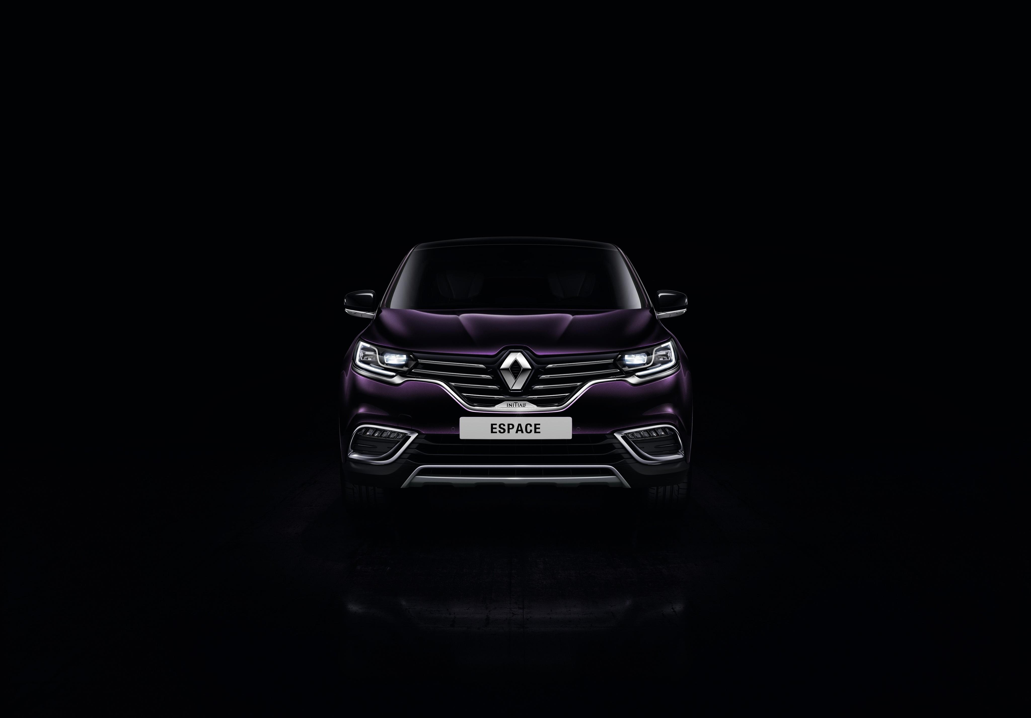 Renault Espace 2015 - Initiale Paris - avant / front