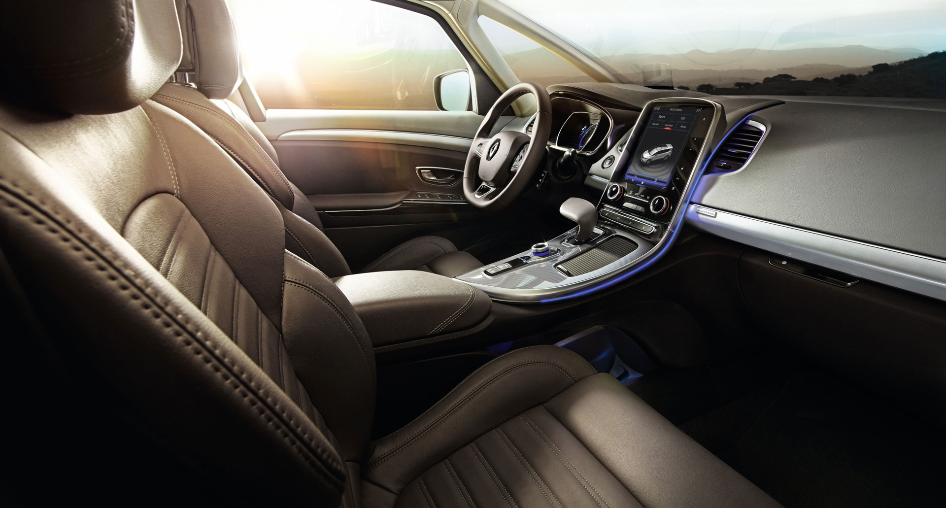 2015 Renault Espace - interior design / design intérieur