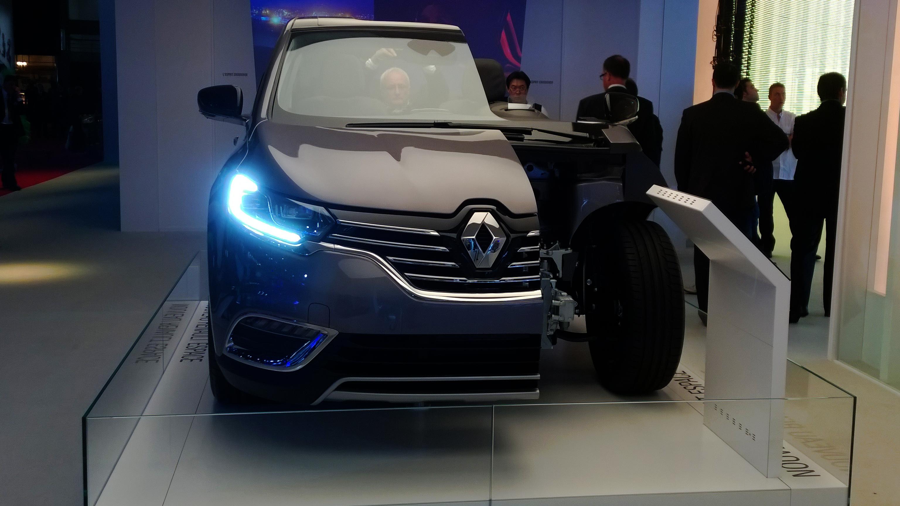 Renault Espace - Paris 2014 - DESIGNMOTEUR