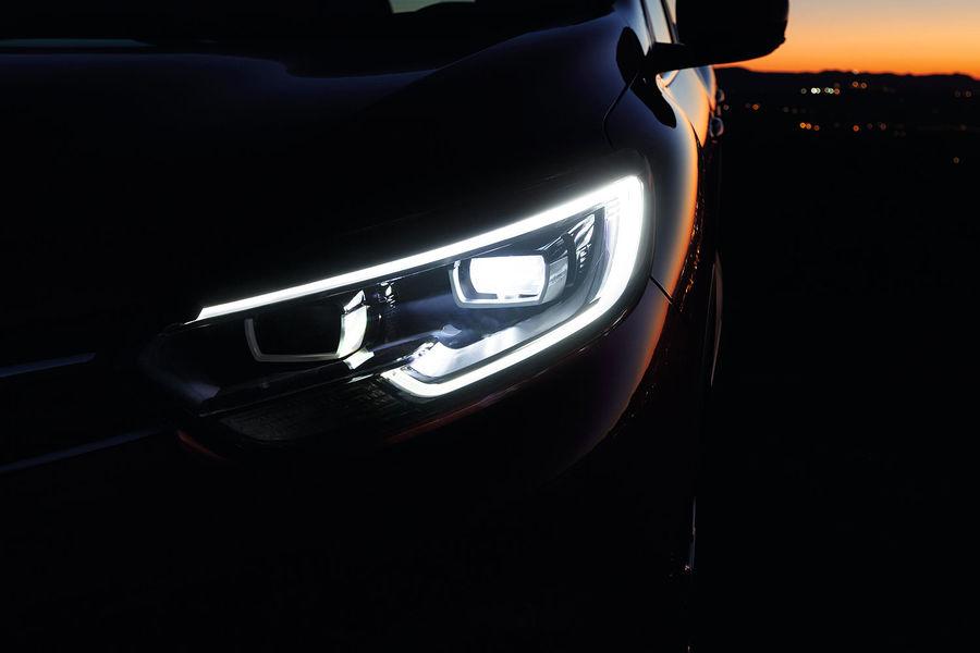 Renault Kadjar - optique