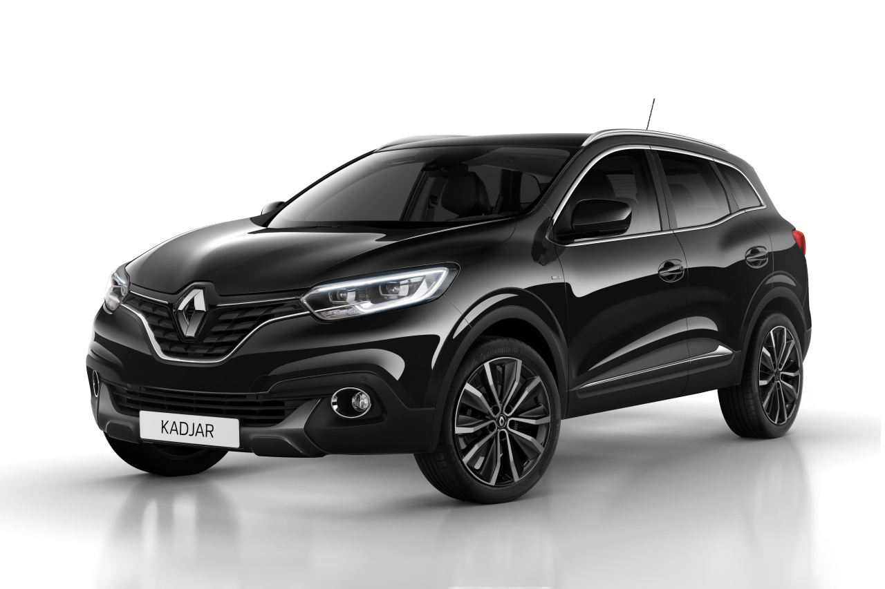 Renault Kadjar version Bose
