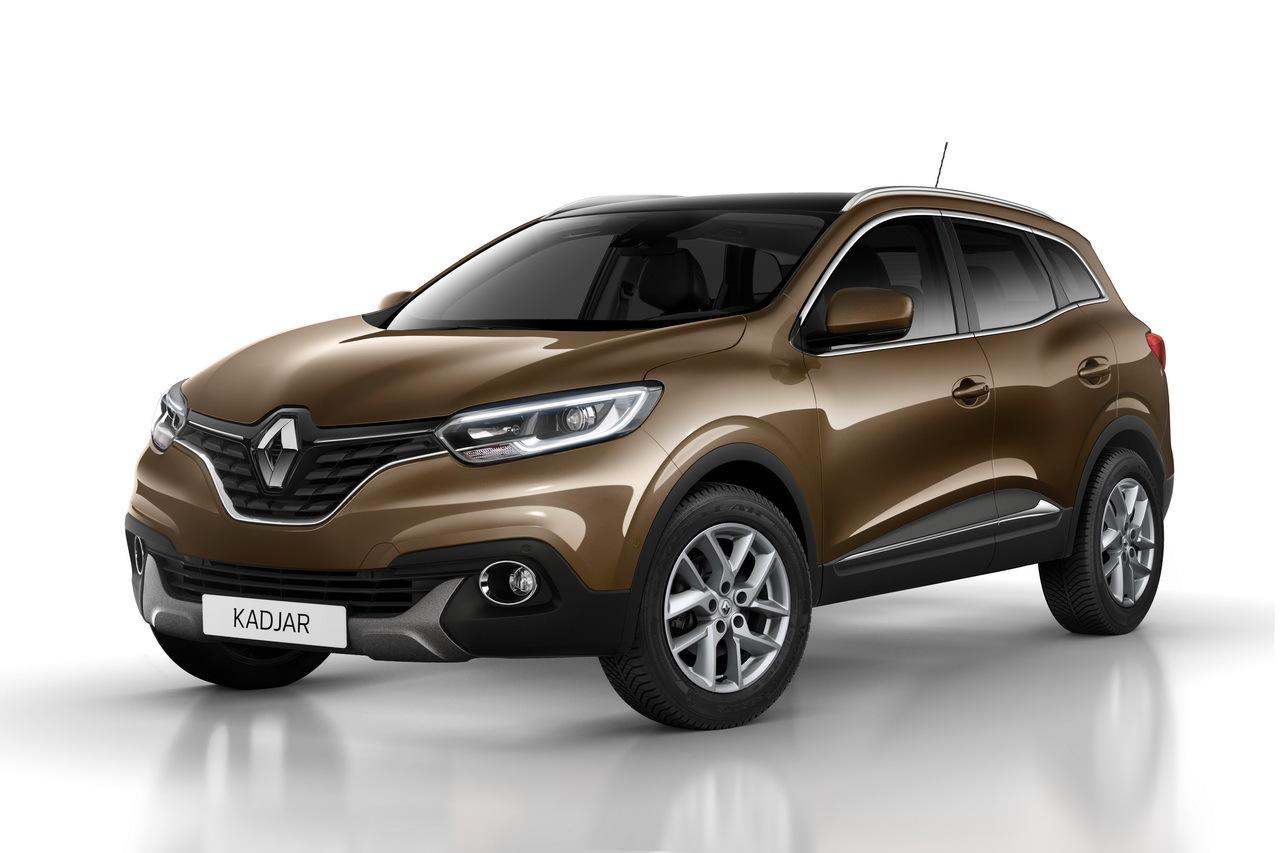 Renault Kadjar version X-Mod