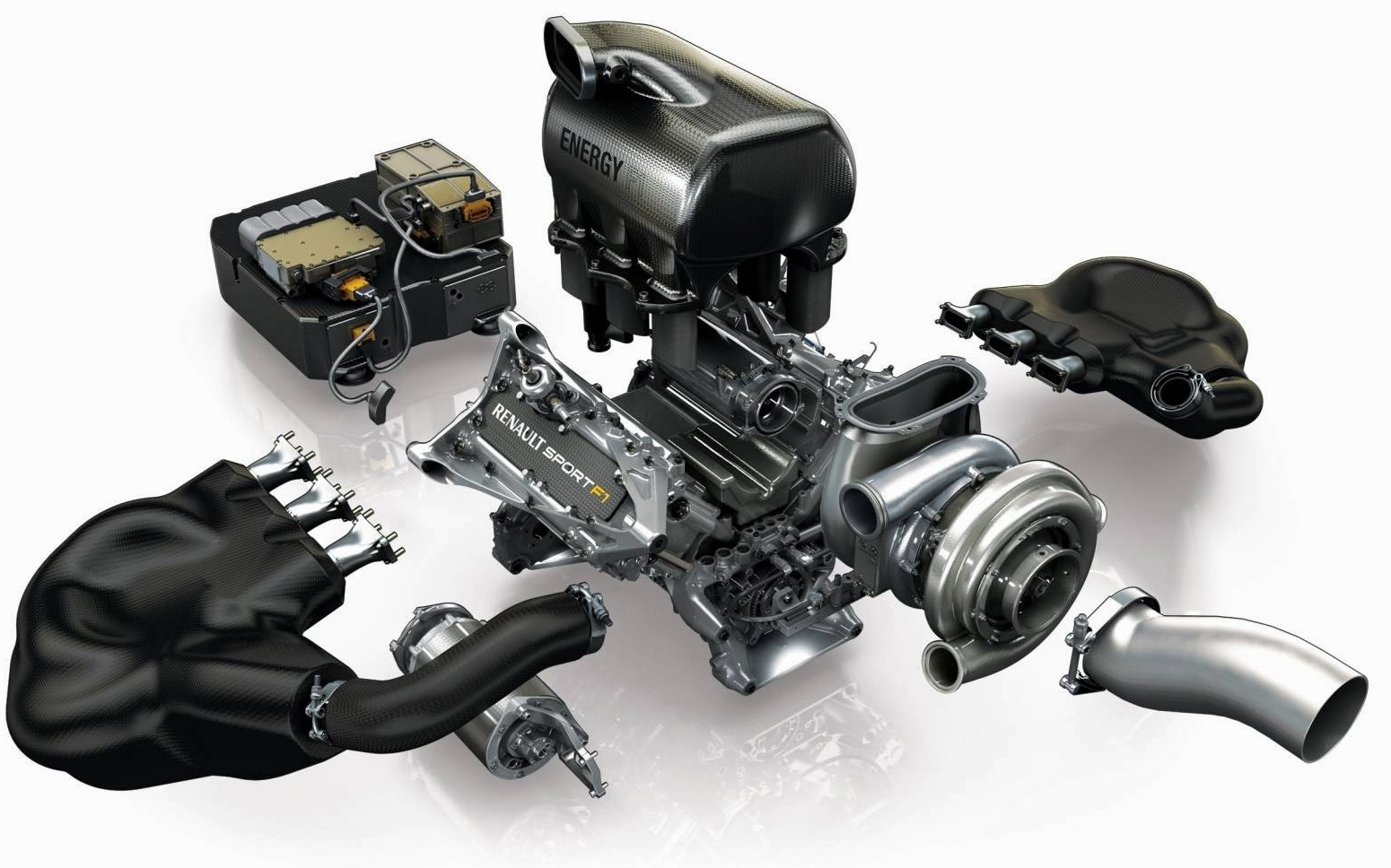 Renault Sport F1 - Power Unit V6 - composant