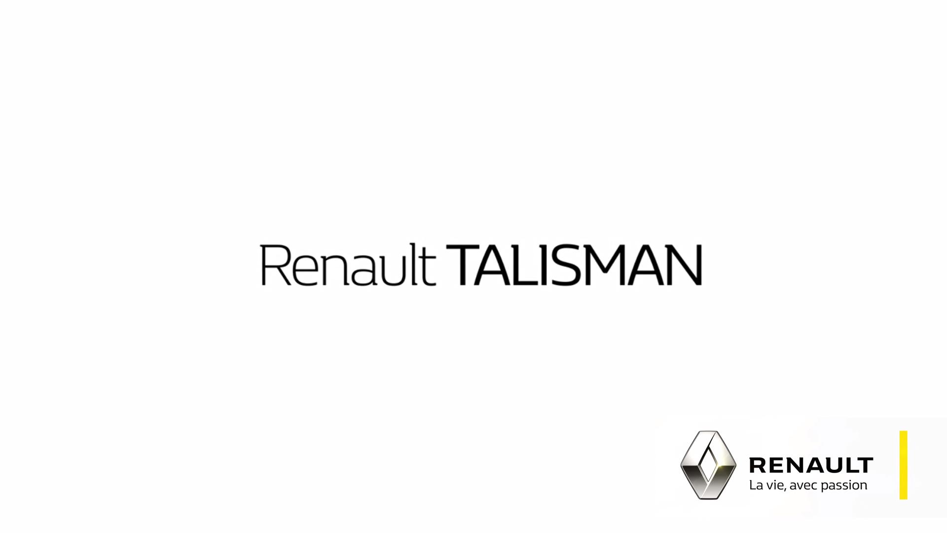 Renault Talisman - 2015