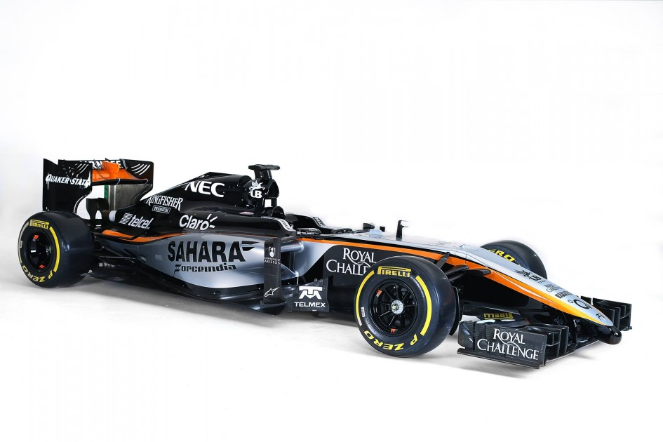Sahara Force India VJM 08