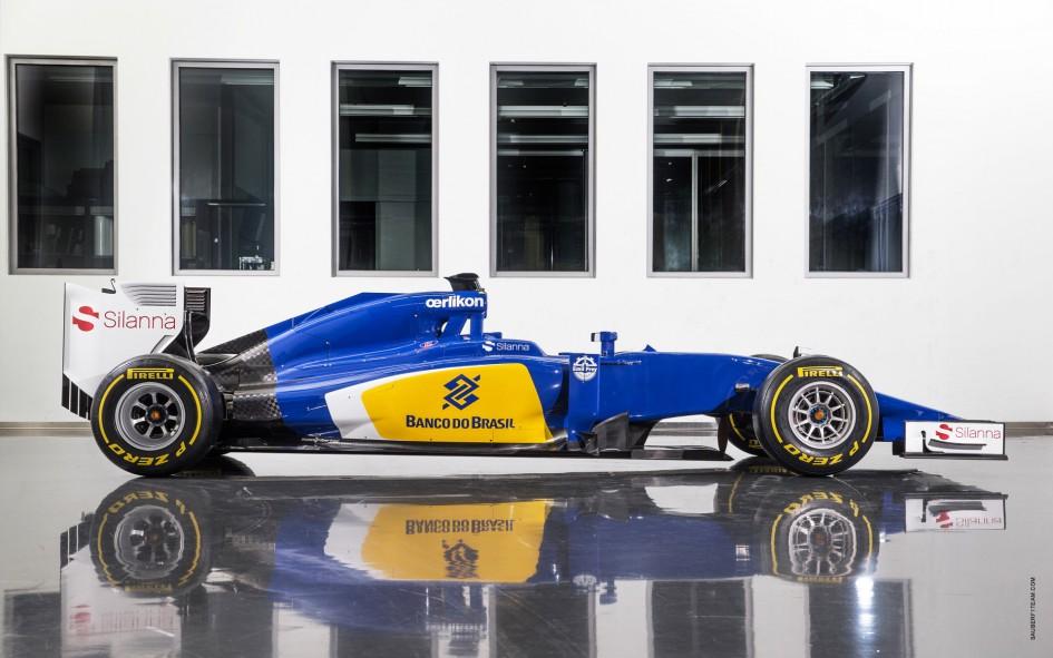 Sauber C34 - profil
