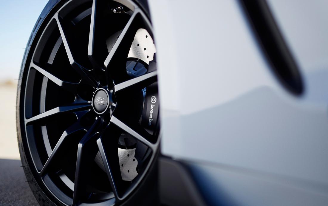 Shelby GT350 - jante