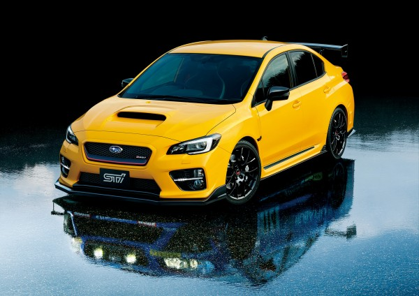 Subaru WRC STI - S207 - NBR Challenge Package Yellow Edition - 2016
