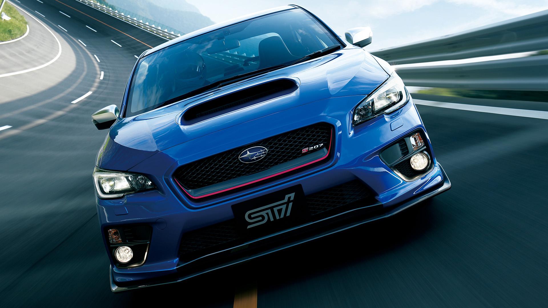 Subaru WRC STI - S207 - 2016 - avant / front
