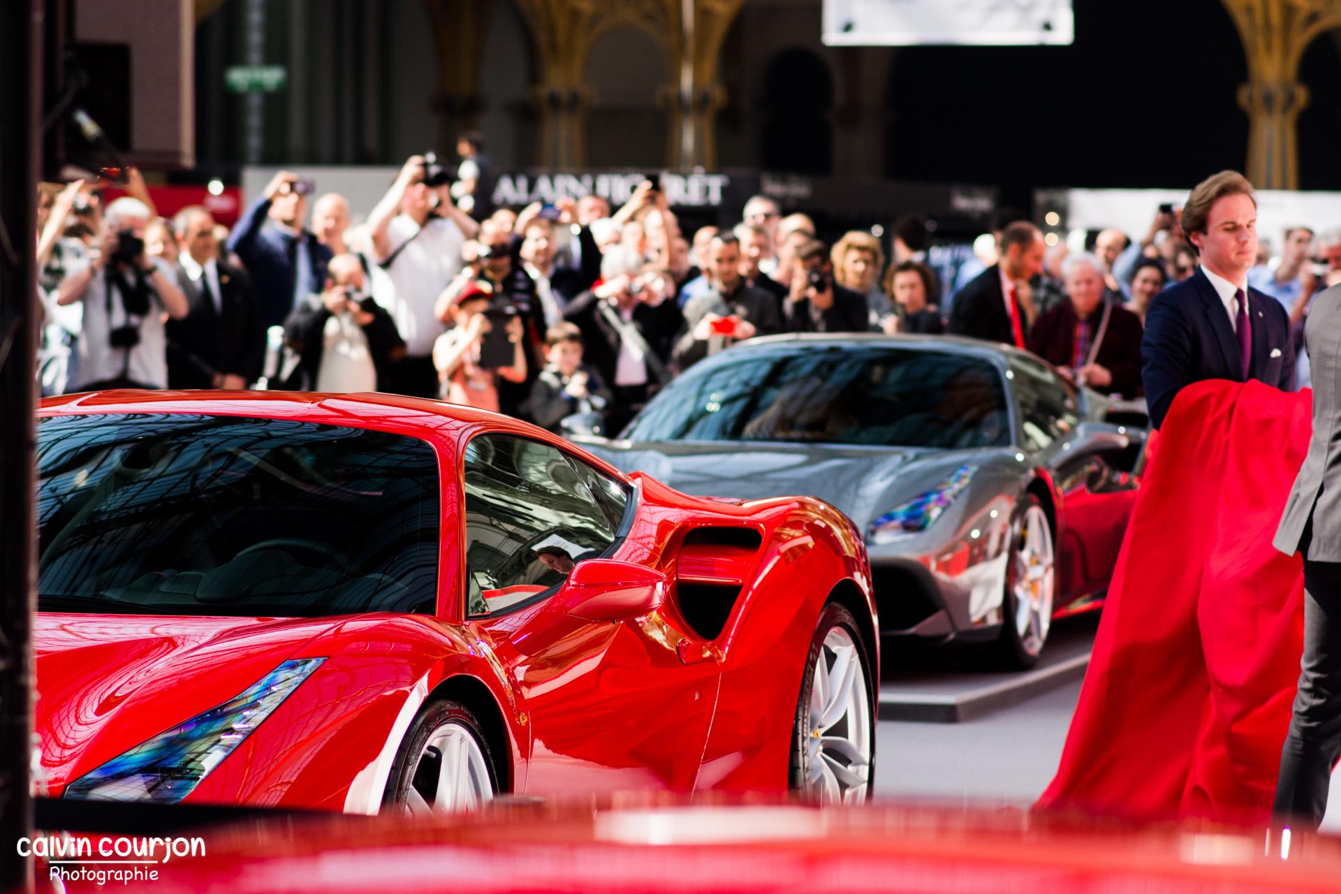 Ferrari 488 - Tour Auto 2015 - Calvin Courjon Photographie