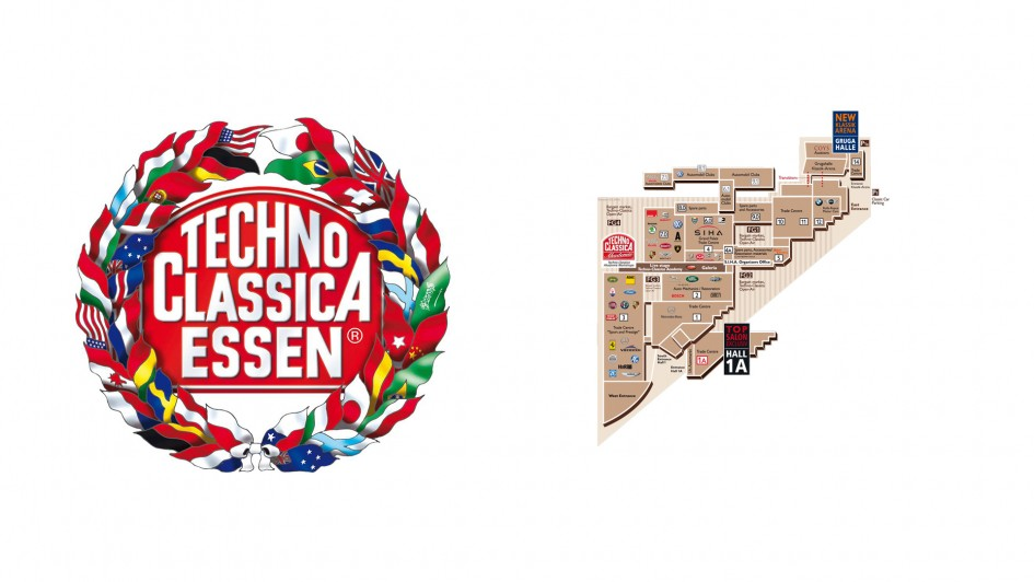 Techno-Classica Essen - 2016 - cover