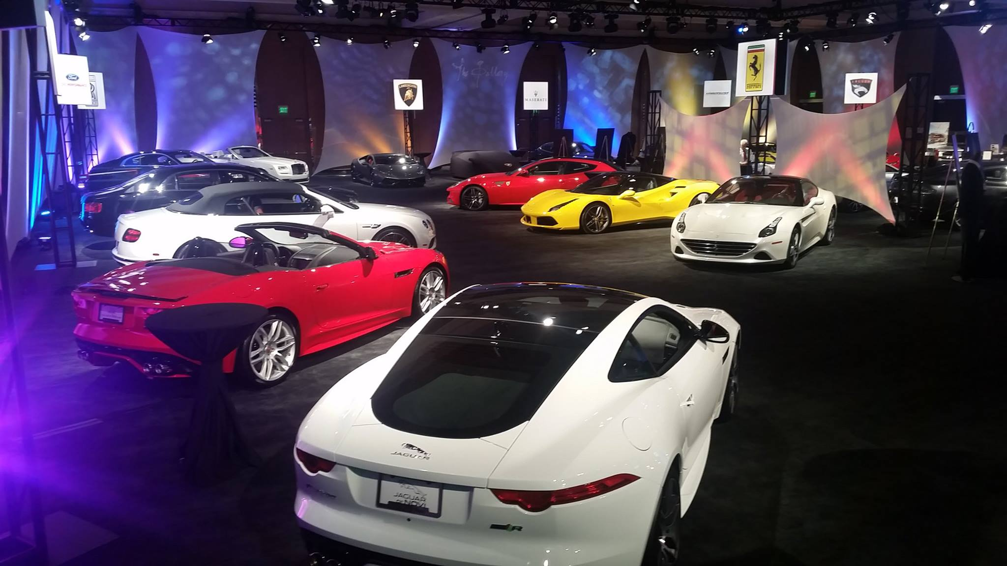 The Gallery - event - NAIAS 2016
