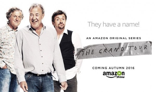 The Grand Tour - 2016 - cover