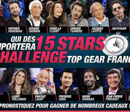 top gear france saison 2 sur nos crans tv avec du casting. Black Bedroom Furniture Sets. Home Design Ideas
