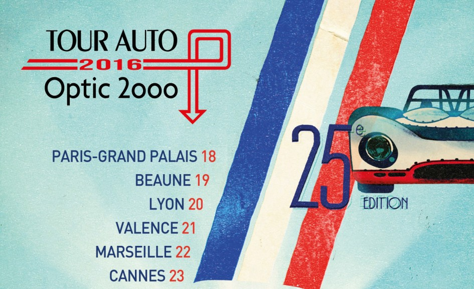 Tour Auto 2016 - cover