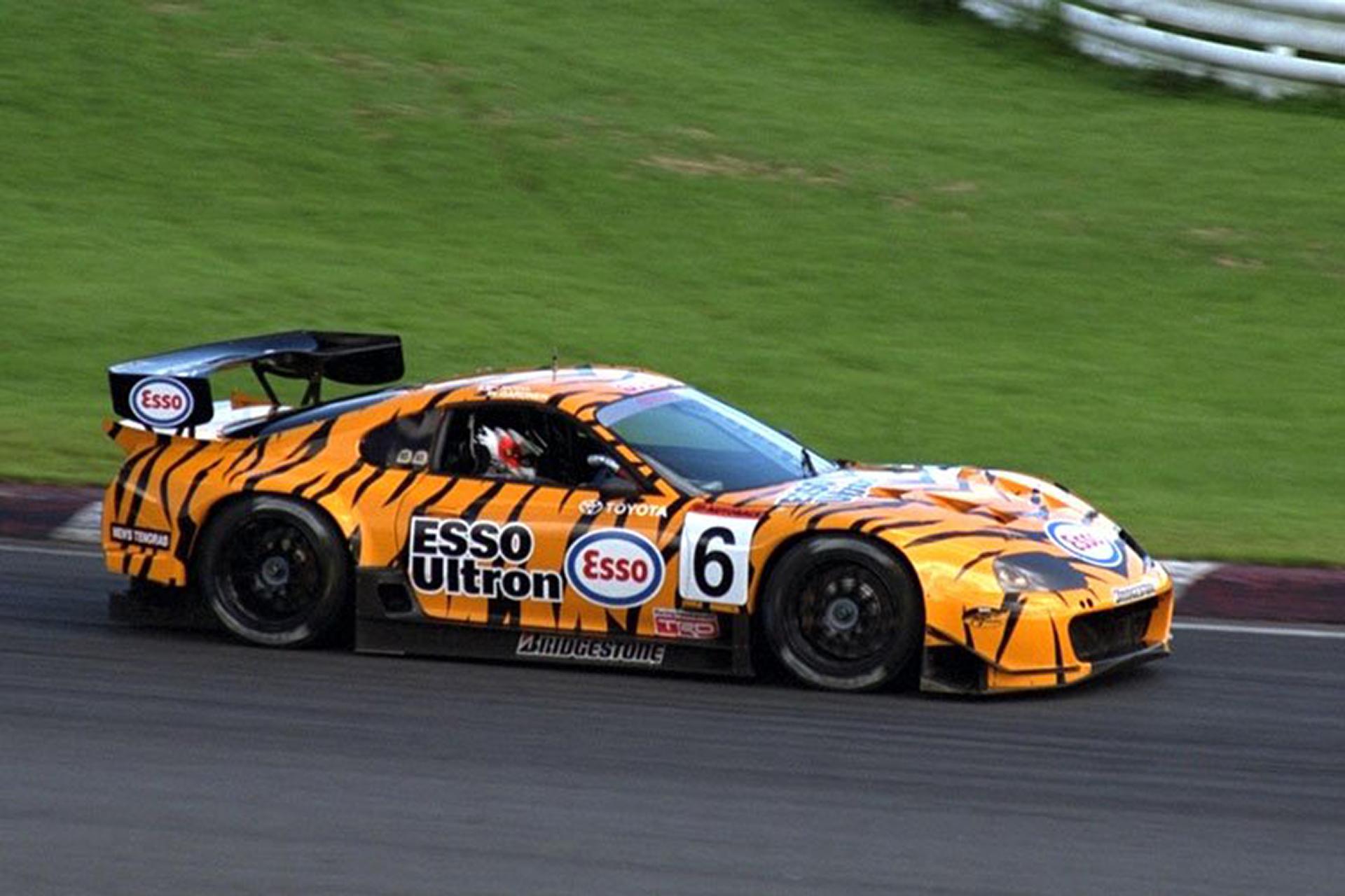 Toyota Esso Ultron Tiger Supra