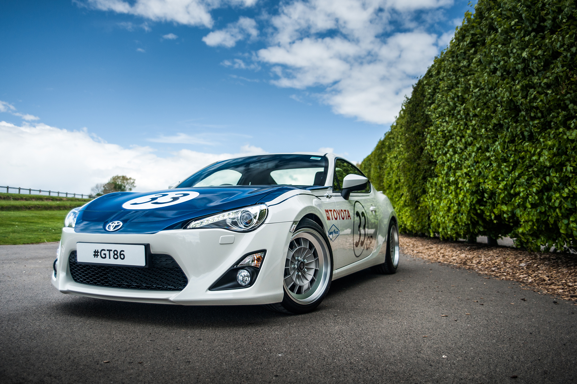 Toyota GT86 - classic-livery - Shelby 2000GT