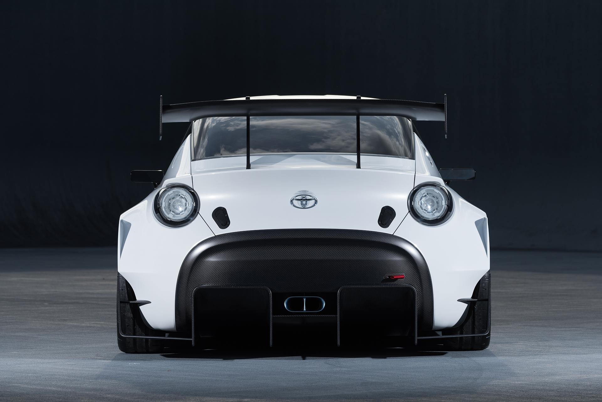 Toyota S-FR Racing Concept - 2016 - rear / arrière