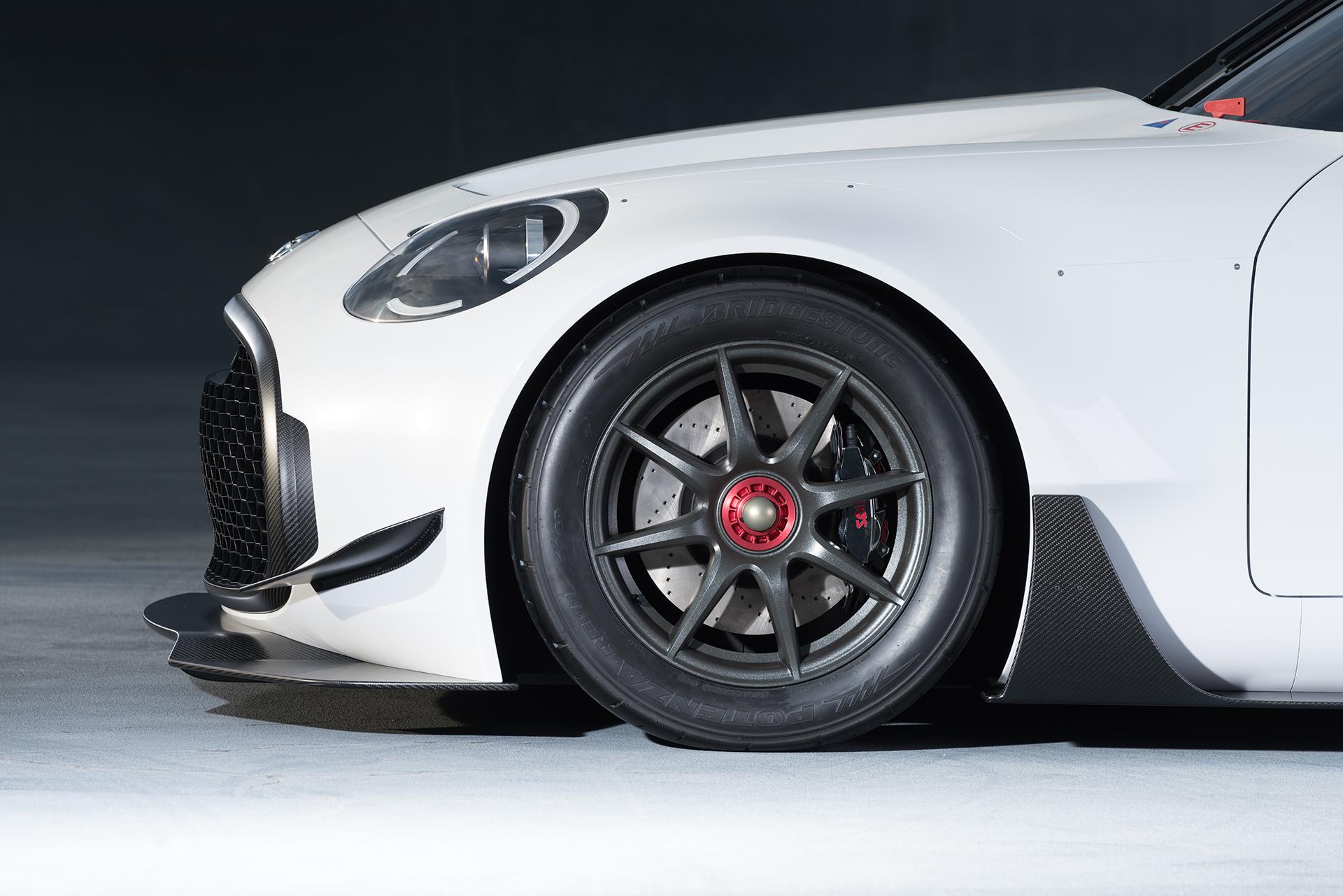 Toyota S-FR Racing Concept - 2016 - wheel / jante