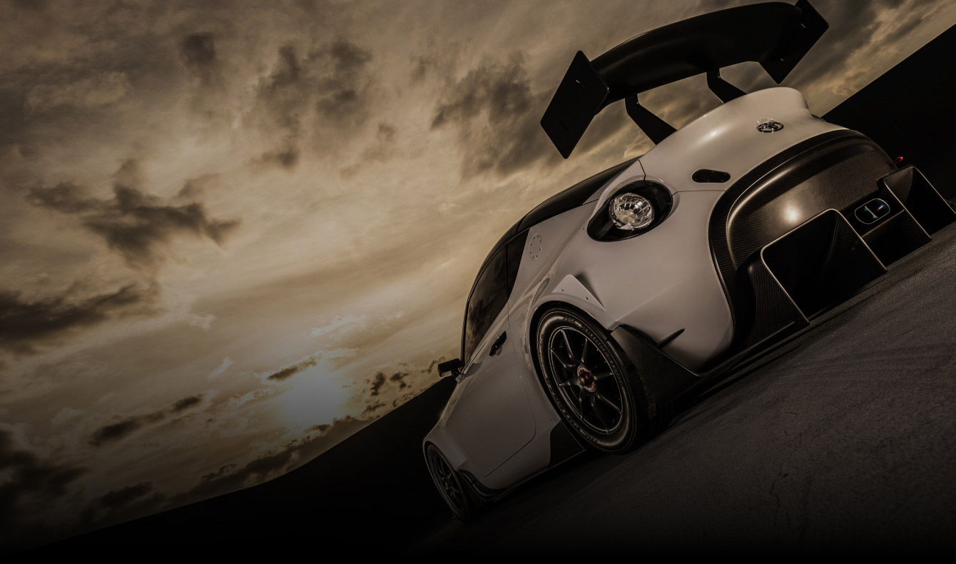 Toyota S-FR Racing Concept - 2016 - photo