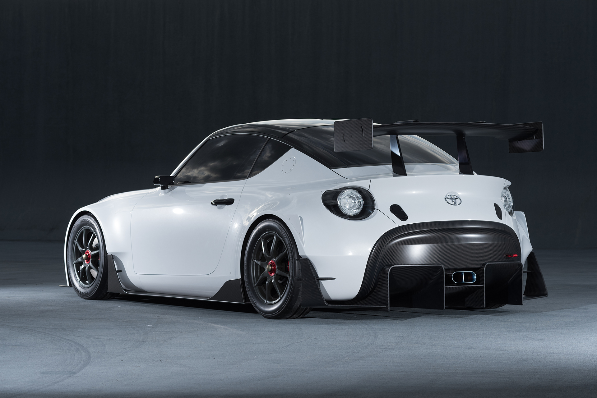 Toyota S-FR Racing Concept - 2016 - rear side-face / profil arrière
